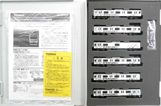 【中古】Nゲージ/TOMIX 98643 JR 209-2200系電車 (BOSO BICYCLE BASE)6両セット【A'】外スリーブ若干の傷み