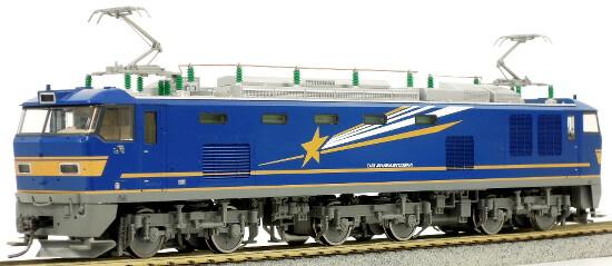 【鉄道模型 HOゲージ】☆★SALE★☆ 【中古】HOゲージ/TOMIX HO-140 JR EF510 500形電気機関車 北斗星色 2015年ロット【A】