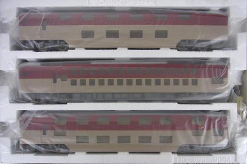 【中古】HOゲージ/TOMIX HO-9003 JR 285系特急寝台電車(サンライズエクスプレス) 4両増結セットA【A】