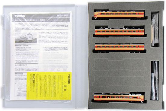 【中古】Nゲージ/TOMIX 92425 国鉄 485-200系特急電車 4両 基本セット【A】