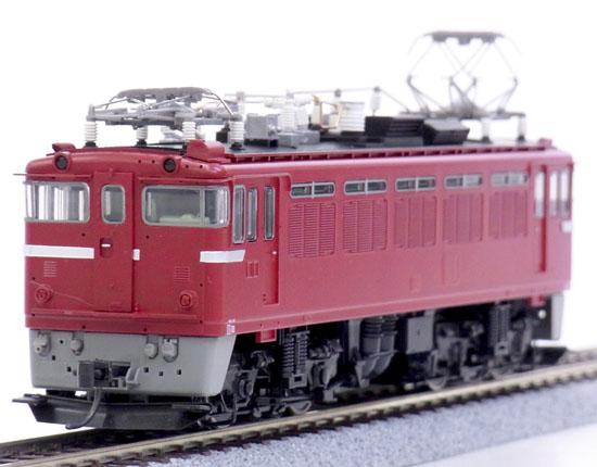 【鉄道模型 HOゲージ】 【中古】HOゲージ/TOMIX HO-110 国鉄 ED75形電気機関車(ひさし付き)【A】