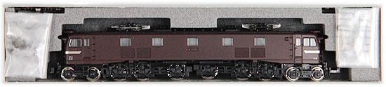 【中古】Nゲージ/KATO 3020-3 EF58 上越形 茶 ピンク/緑インサートロット【A】