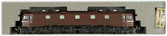 【中古】Nゲージ/KATO 3020-4 EF58 初期形大窓 茶 2007年ロット【A】