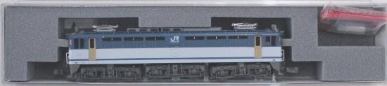【中古】Nゲージ/KATO 3061-4 EF65 2000 JR貨物 2次更新色【A】