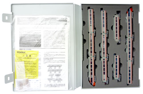 【中古】Nゲージ/TOMIX 92854 小田急ロマンスカー 7000形LSE(復活旧塗装) 11両セット【A】