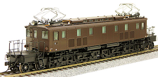 【中古】HOゲージ/天賞堂 52032 EF53形電気機関車 後期型 ぶどう色2号 高崎第二機関区タイプ【A】
