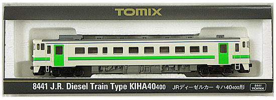 鉄道模型 Nゲージ 中古 店内全品対象 TOMIX 8441 M JRディーゼルカー 400形 キハ40 新作 大人気 A