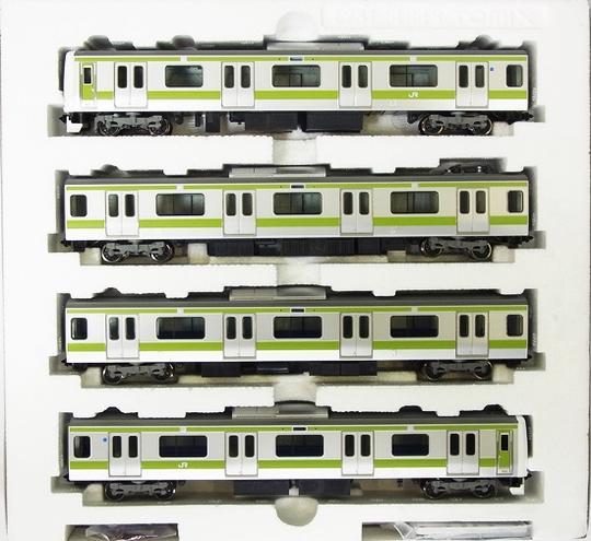 【中古】HOゲージ/TOMIX HO-053 JR E231 500系通勤電車(山手線) 4両基本セット 2015年ロット【A】