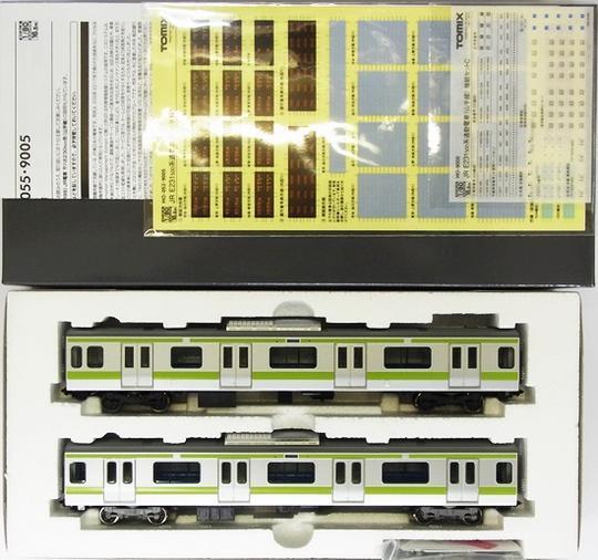 鉄道模型 タイムセール 物品 HOゲージ 中古 TOMIX HO-9005 JR E231 A' 2両増結セット 500系通勤電車 山手線 ※外箱変色あり C