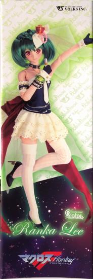 【中古】ボークス/DollfieDream Sister (ドルフィードリームシスター) ランカ・リー 「マクロスF(フロンティア)」 DD受注限定品 【A】未使用品・付属品未開封