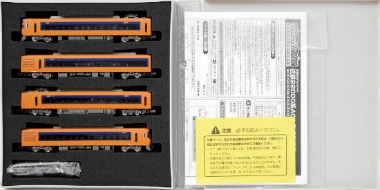 【中古】Nゲージ/グリーンマックス 30193 近鉄22000系 ACE 基本4両編成セット (動力付き)【A】