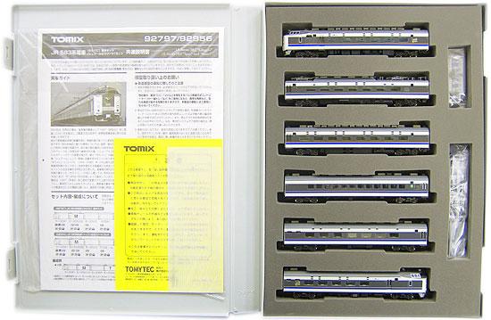 【中古】Nゲージ/TOMIX 92956 JR 583系電車(シュプール&リゾート) 6両セット【A】