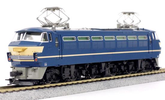 【鉄道模型 HOゲージ】 【中古】HOゲージ/TOMIX HO-116 国鉄 EF66形電気機関車(ひさし付) 2003年ロット【A】