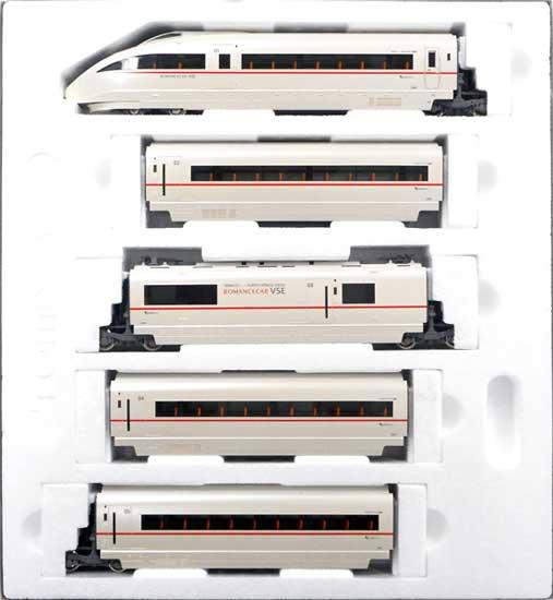 【中古】HOゲージ/TOMIX HO-9099 小田急ロマンスカー 50000形 VSE 10両セット 限定品【A】