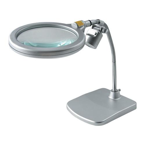 [TSK] スタンド式レンズLEDライト付き RX-1500K-LED::02P03Dec41