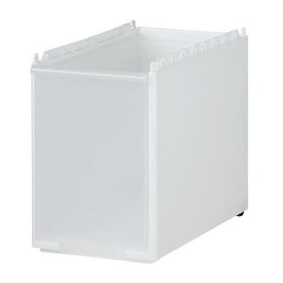 【送料無料】【代引・同梱不可】Slim Storage スリムストレージ ストッカーユニット ミディボトルユニット ホワイト 255L