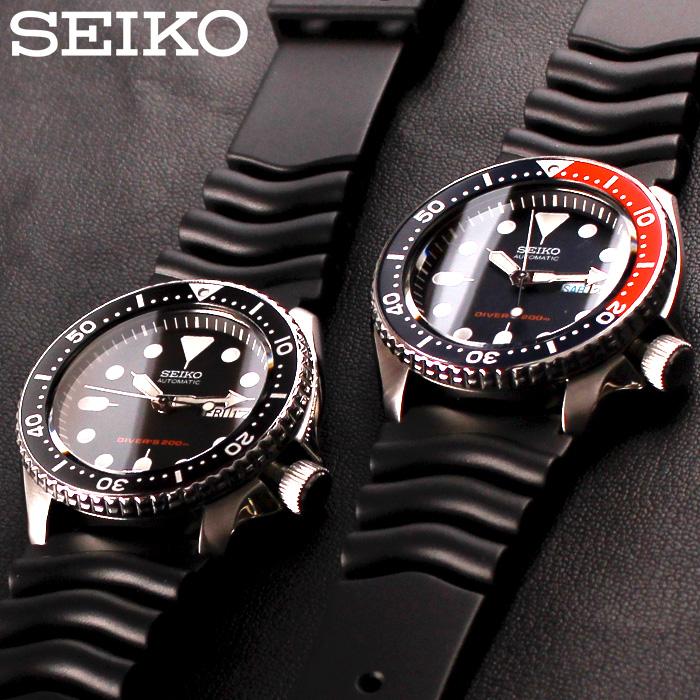 【延長保証対象】セイコー 腕時計 メンズ SEIKO 時計 セイコー 時計 セイコー 海外モデル セイコー 逆輸入 海外セイコー セイコー時計 SKX007KC SKX007K1 ブラックボーイ ネイビーボーイ [ BlackBoy NavyBoy メカニカル 自動巻き オートマ 防水 彼氏 旦那 プレゼント ]