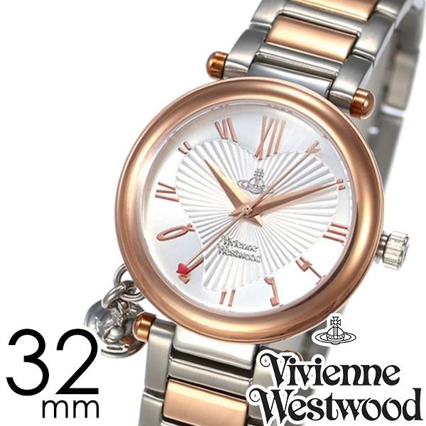 [当日出荷] ヴィヴィアンウエストウッド 腕時計 Vivienne Westwood 時計 ヴィヴィアン レディース [ かわいい ピンクゴールド ] [ プレゼント ギフト 新生活 ]