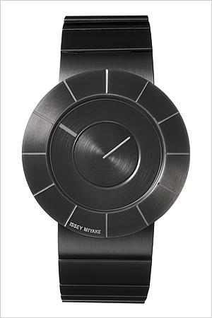 【延長保証対象】イッセイミヤケ 腕時計 ISSEYMIYAKE 時計 イッセイ ミヤケ 腕時計 ISSEY MIYAKE 時計 イッセイミヤケ腕時計 TOKUJIN YOSHIOKA 吉岡 徳仁 ( TO ) メンズ ブラック SILAN002 [ ブランド デザイナーズ ]