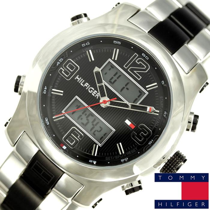 [当日出荷] トミーヒルフィガー 腕時計 Tommy Hilfiger 時計 [ レア 海外モデル 逆輸入 ビジネス アウトドアウォッチ ] [ プレゼント ギフト 新生活 ]