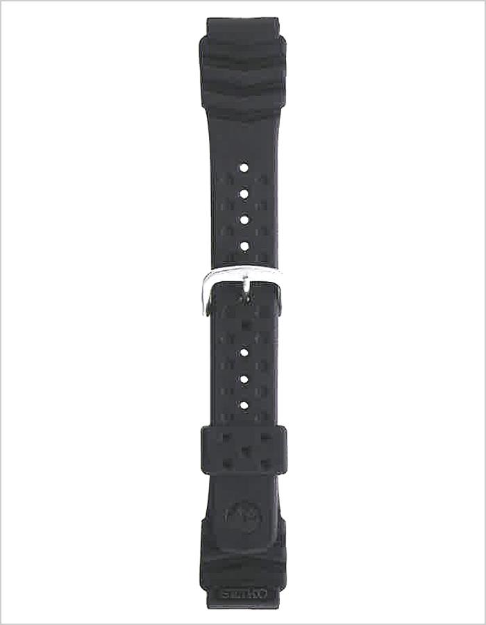 セイコーウレタンベルト 替えベルト SEIKOベルト SEIKO 替えベルト 時計 腕時計 セイコー ウレタンベルト ベルト バンド 交換 調整 カン幅: 19mm メンズ レディース DAH4BP 腕時計用バンド 純正 ダイバーバンド 交換用 替え