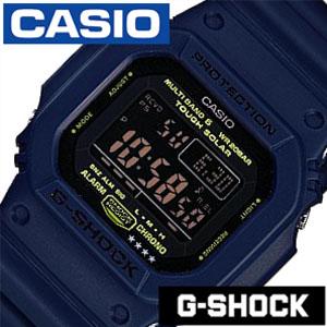 【延長保証対象】カシオ 腕時計 CASIO 時計 Gショック G-SHOCK ジーショック gshock時計 gshock腕時計 メンズ ブラック GW-M5610NV-2JF デジタル タフ ソーラー 電波 時計 液晶 防水 ネイビー ブルー グレー [ プレゼント ギフト 新生活 ]