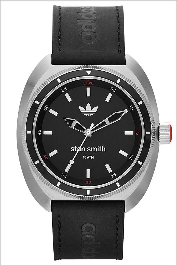 阿迪达斯手表[adidas钟表]阿迪达斯钟表[adidas originals手表]阿迪达斯原始物钟表adidasoriginals手表阿迪达斯钟表Stan Smith STAN SMITH人分歧D ADH3004[体育表人气名牌]