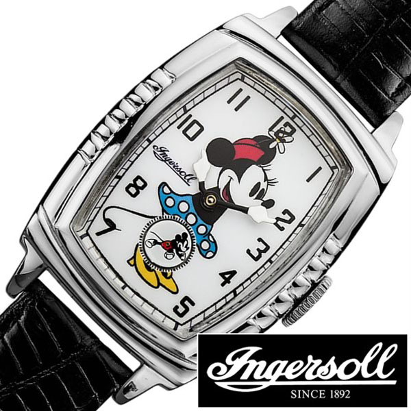 Ingersoll Minnie watch Disney watches in gasoleminyminey watch ladies ZR26565 02P28Sep16