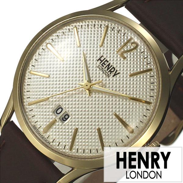 [7,871円引き][当日出荷] ヘンリーロンドン 腕時計 HENRYLONDON 時計 ヘンリー ロンドン HENRY LONDON ウェストミンスター WESTMINSTER メンズ ホワイト HL41-JS-0016 [ ブランド アンティーク ペア ペアウォッチ レザー ブラウン ゴールド 腕時計 レディース ] [ 新生活 ]