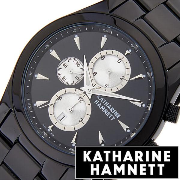 be3453b3b0 クロノグラフ メンズ腕時計 6 CHRONOGRAPH VI [プレゼント ギフト] 時計 KH20C5-24 KATHARINE