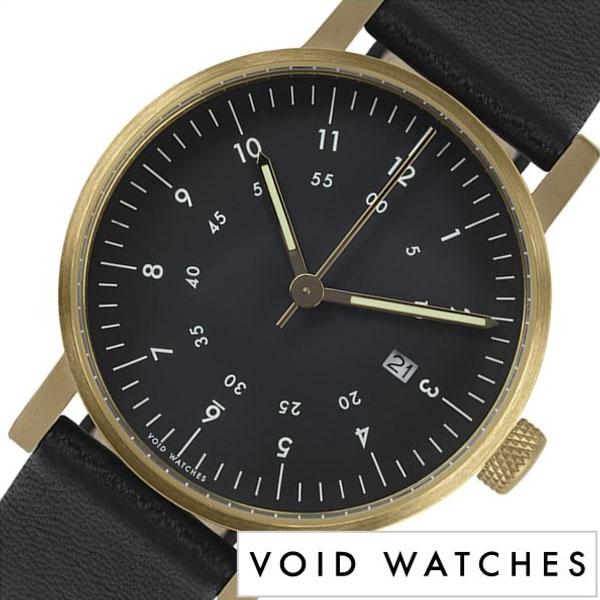 [当日出荷] ヴォイド 腕時計 VOID 時計 ヴォイド 時計 VOID 腕時計 ボイド メンズ レディース ブラック VID020041 正規品 POS 人気 ブランド 革 レザー ペアウォッチ ユニセックス デザイナーズウォッチ ファッション [ プレゼント ギフト 新生活 ]
