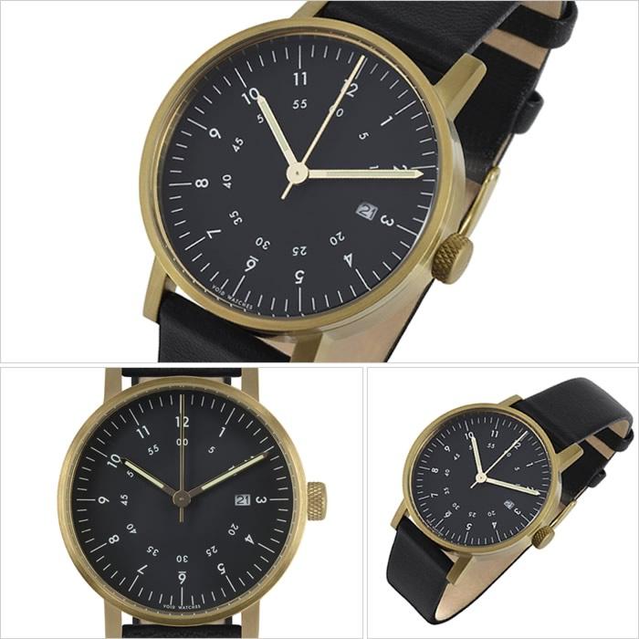 【5年保証対象】ヴォイド 腕時計 VOID 時計 ヴォイド 時計 VOID 腕時計 ボイド メンズ レディース ブラック VID020041 正規品 POS 人気 ブランド ギフト 革 レザー ペアウォッチ ユニセックス デザイナーズウォッチ ファッション