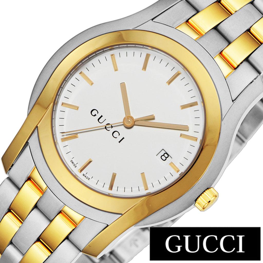 グッチ 腕時計 GUCCI 時計 グッチ 時計 GUCCI 腕時計 Gクラス G-CLASS ユニセックス ホワイト YA055216 新作 人気 ブランド 防水 高級 おすすめ ファッション メタル 送料無料[ プレゼント ギフト ホワイトデー ]