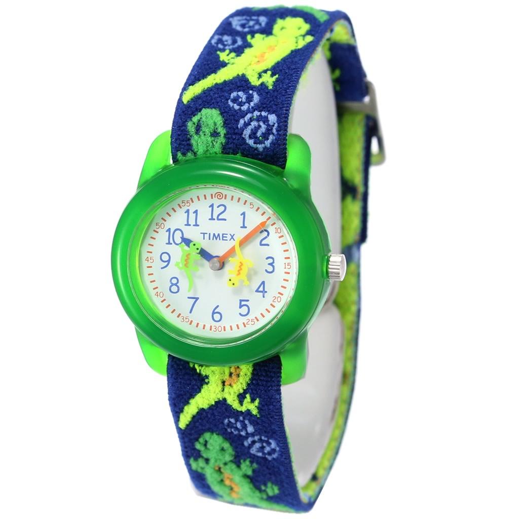 【5年保証対象】タイメックス 腕時計 TIMEX 時計 タイメックス 時計 TIMEX 腕時計 タイムティーチャー ボックスセット TIME TEACHERS BOX SET キッズ 男の子 メンズ ホワイト TWG014900 定番 ブランド 人気 KIDS 子供用 時計 かわいい 青 黄緑 プレゼント ギフト