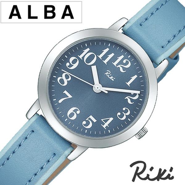 【延長保証対象】セイコー 腕時計 SEIKO 時計 SEIKO腕時計 セイコー時計 アルバ リキ ALBA Riki メンズ ブルー AKQK442 [ アナログ シンプル 伝統色 シリーズ プレゼント ペア ギフト ラウンド ビジネス ファッション カジュアル シンプル 人気 ]