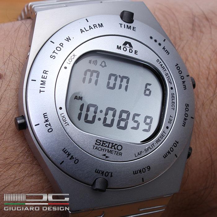 セイコー 腕時計 SEIKO 時計 SEIKO腕時計 セイコー時計 セレクション SELECTION メンズ シルバー SBJG001 [ メンズ腕時計 腕時計メンズ ジウジアーロ 限定 復刻 モータースポーツ 個性的 マニア ロータリー パネライト バックライト ] [ プレゼント ギフト 新生活 ]