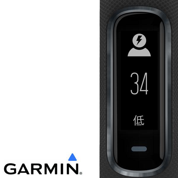e75c10a4b5 GARMIN腕時計 [ ガーミン時計 ] GARMIN 腕時計 ガーミン 時計 ヴィヴォスマート 4 ブラックスレート L