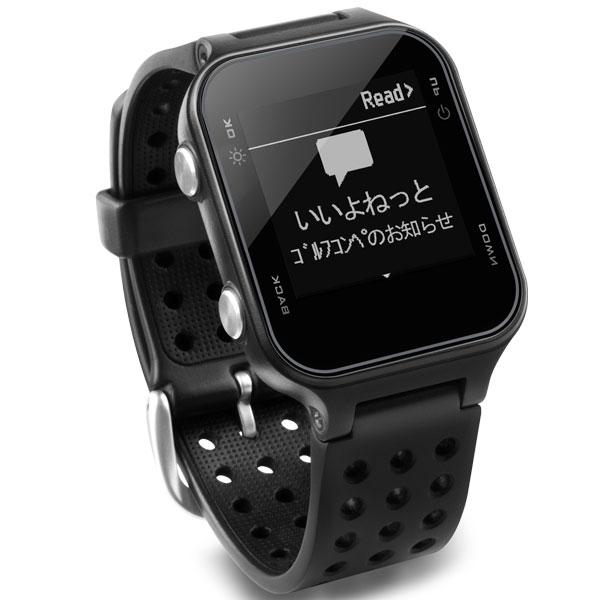 ガーミン 腕時計 GARMIN 時計 アプローチ エス20J ブラック Approach S20J Black メンズ/レディース カラー液晶 010-03723-11 [ スマートウォッチ 人気 おしゃれ 男女兼用 GPS ギフト プレゼント スポーツ ゴルフ スイム ランニング サイクリング ]