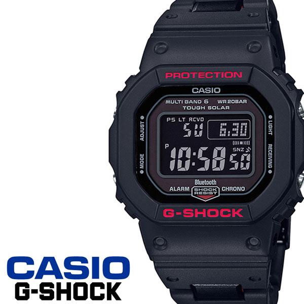 [当日出荷] 【延長保証対象】カシオ 腕時計 CASIO 時計 CASIO腕時計 カシオ時計 ジーショック G-SHOCK メンズ ブラック GW-B5600HR-1JF [ Gショック ブランド 防水 カジュアル スポーツ フェス デジタル アラーム ストップウォッチ 頑丈 人気 ] [ プレゼント ギフト ]
