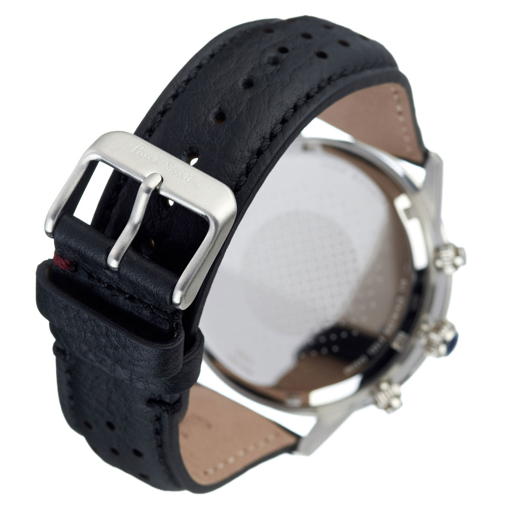 ポールスミス腕時計「ファイナルアイズ・クロノグ …