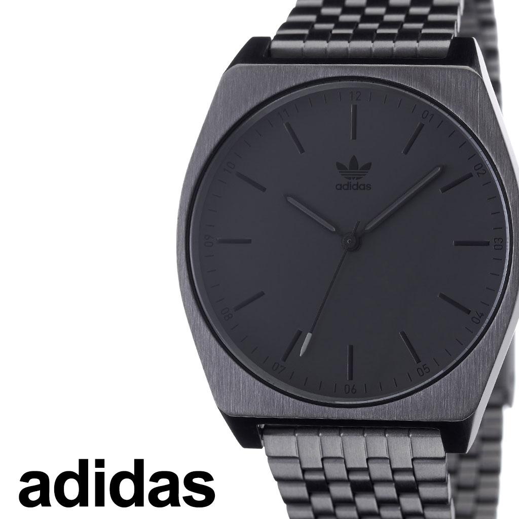 [当日出荷] アディダス 腕時計 adidas 時計 adidas腕時計 アディダス時計 プロセスエム1 Process_M1 メンズ レディース グレー Z02-680-00 [ 人気 お洒落 流行 ブランド ラウンド シンプル アナログ カジュアル スタイリッシュ ストリート ] [ プレゼント ギフト 新生活 ]