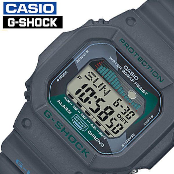 [当日出荷] G-SHOCK G-LIDE カシオ 腕時計 CASIO 時計 Gショック Gライド メンズ 腕時計 液晶 GLX-5600VH-1JF [ 正規品 新作 人気 流行 タイドグラフ サーファー 海 夏 サーフィン 波乗り 90年代 レトロ お揃い サーフ系 おしゃれ かっこいい プレゼント ギフト 新生活 ]