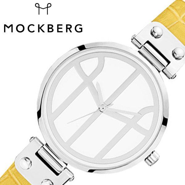 モックバーグ 腕時計 MOCKBERG 時計 MOCKBERG 腕時計 モックバーグ 時計 Tsugumi レディース 腕時計 ホワイト MO621[ プレゼント ギフト 新春 2020 ]