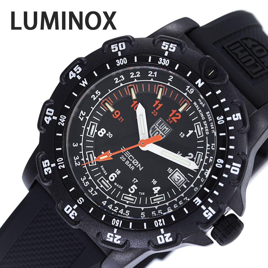 [当日出荷] ルミノックス 腕時計 LUMINOX 時計 リーコン ポイントマン RECON POINT MAN 8820 SERIES メンズ ブラック 8822MI [ ミリタリー アウトドア カレンダー デイ表示 回転ベゼル 米国 海軍 軍隊 アメリカ スイス製 防水 おしゃれ 人気 プレゼント ギフト 新生活 ]