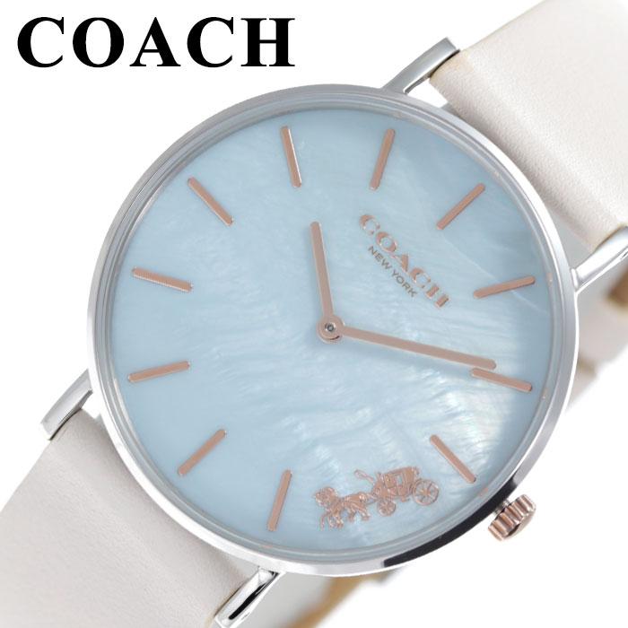 [1,380円引き][当日出荷] コーチ 腕時計 COACH 時計 COACH 腕時計 コーチ 時計 ペリー PERRY レディース 腕時計 ブルー CO-14503270 [ 人気 ブランド 防水 シンプル 綺麗 上品 高級 おしゃれ カジュアル ファッション ] [ プレゼント ギフト 新生活 ]