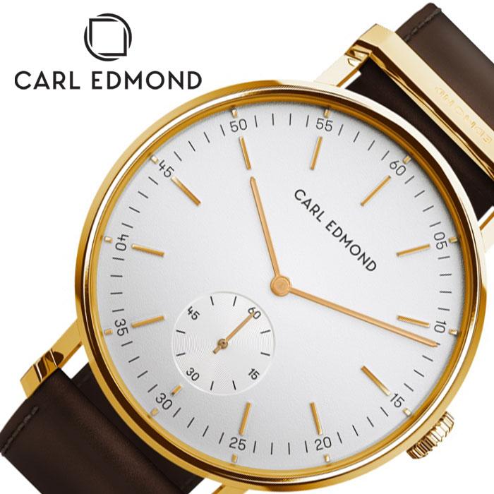 [当日出荷] カール エドモンド 腕時計 CARL EDMOND 時計 リョーリット Ryolito レディース ホワイト CER3221-DBY16 [ 人気 ブランド おすすめ 正規品 北欧 かわいい おしゃれ ファッション カジュアル プレゼント ギフト ]