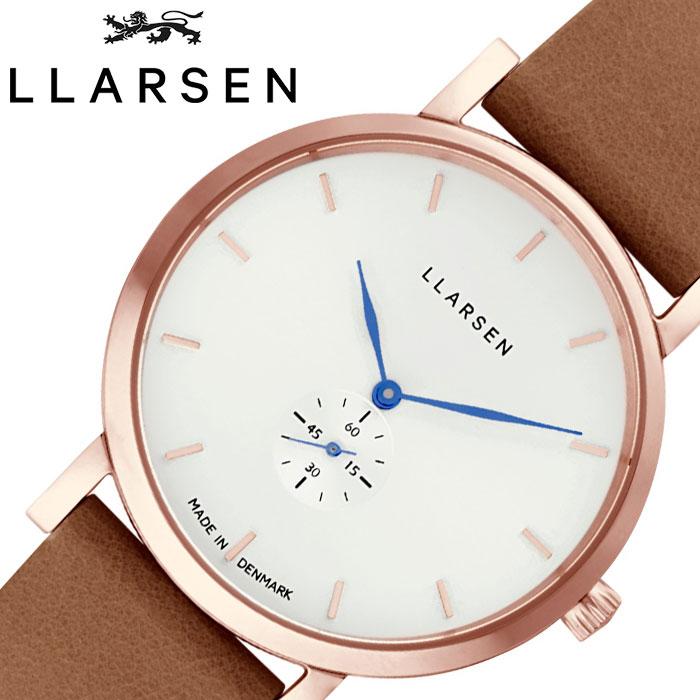 エルラーセン 腕時計 LLARSEN 時計 ジョセフィーヌ Josephine レディース ホワイト LL144RWDCM [ 人気 ブランド おすすめ 正規品 北欧 かわいい おしゃれ ファッション カジュアル ビジネス フォーマル デンマーク プレゼント ギフト ]