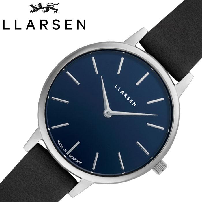 [当日出荷] エルラーセン 腕時計 LLARSEN 時計 キャロライン Caroline レディース ブルー LL146SDBLL [ 人気 ブランド おすすめ 正規品 北欧 かわいい おしゃれ ファッション カジュアル ビジネス フォーマル デンマーク プレゼント ギフト ]