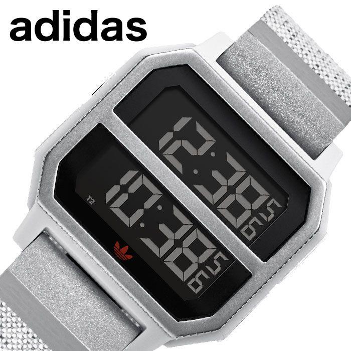 [当日出荷] アディダス 腕時計 adidas 時計 アーカイブ R2 ARCHIVE R2 メンズ レディース 液晶 Z16-3199-00 [ 人気 ブランド カジュアル スポーツ ファッション おしゃれ ストリート デジタル プレゼント ギフト ]
