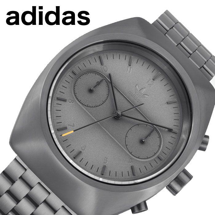 [当日出荷] アディダス 腕時計 adidas 時計 プロセス クロノ M3 PROCESS CHRONO M3 メンズ ブラック Z18-632-00 [ 人気 ブランド カジュアル スポーツ ファッション おしゃれ ストリート プレゼント ギフト ]